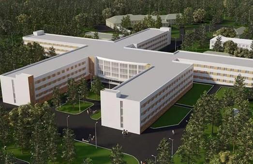 В ХОГА утвердили проект второй очереди харьковского онкоцентра