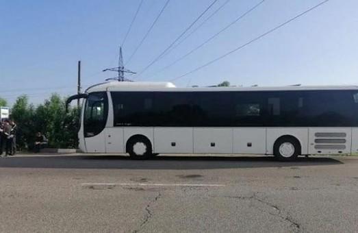 Нетрезвый дебошир угрожал взорвать рейсовый автобус на Харьковщине