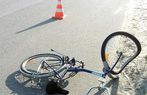 Под Харьковом наказали водителя фургона, сбившего ребенка на велосипеде