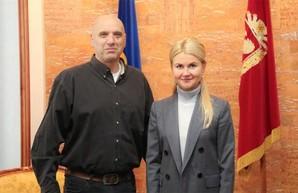 С планами на сотрудничество. Светличная провела встречу с президентом Иерусалимского фонда