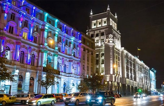 Харьковчане хотят, чтобы вечерами город был более стильным