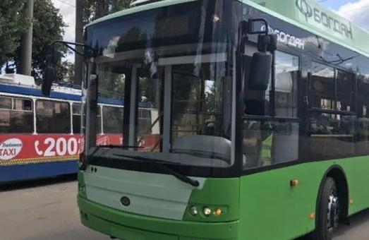 Новая троллейбусная линия появится в Харькове