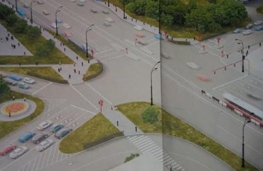 В Харькове займутся опасным перекрестком