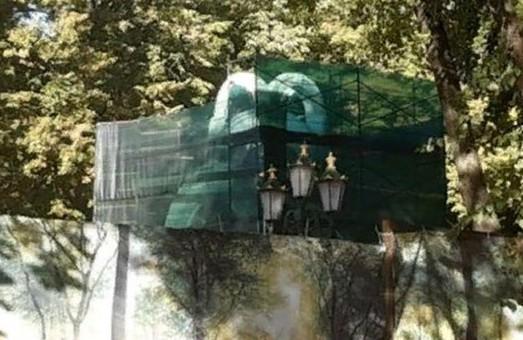 Ремонт шпиля для «Зеркальной струи»: названа новая сумма