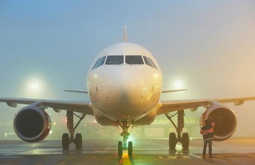 Харьковчане не могут вылететь из города из-за погоды