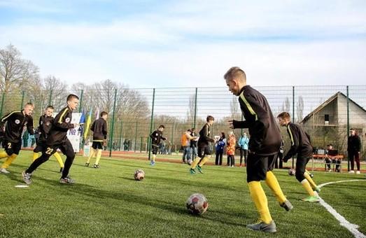 В Харьковской области построили полтысячи спортивных площадок - Светличная