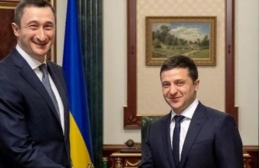 Харьковчанин стал губернатором Киевской области