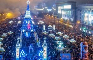 Харьков-новогодний: во сколько обойдутся зимние украшения