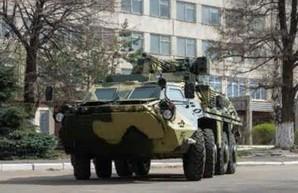 Харьковское военное бюро сорвало госзаказ – СНБО