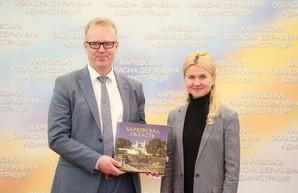 Светличная встретилась с предстаителями Консультативной миссии ЕС в Украине