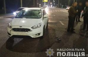 В Харькове сбили насмерть пресс-секретаря городского приюта - СМИ