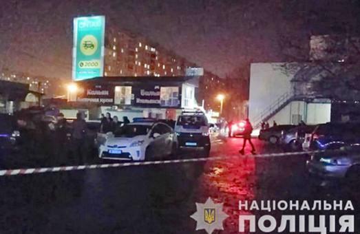 Стрельба на Салтовке: подозреваемый сбежал в РФ