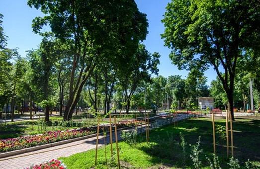 Харьковчане просят озеленить дворы