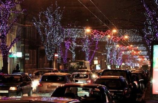 В центре Харькова перекроют улицы в связи с подготовкой к Новому году