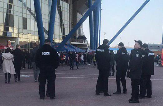 Футбол в Харькове: возле «Металлиста» перекроют улицы и стянут силовиков