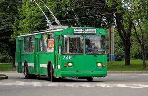 На ХТЗ временно не будут ходить троллейбусы