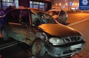 В харьковском ДТП разбились две легковушки: есть пострадавшие (ФОТО)