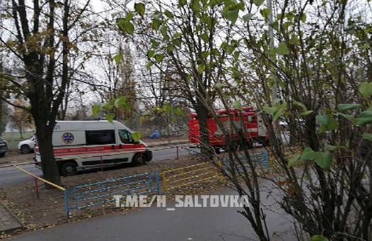 Перерезал горло и выпрыгнул с окна - самоубийство на Салтовке
