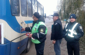Харьковские автобусы начнут массово проверять