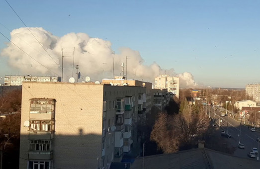 Взрывы в Балаклее: в Генштабе назвали вероятную причину ЧП