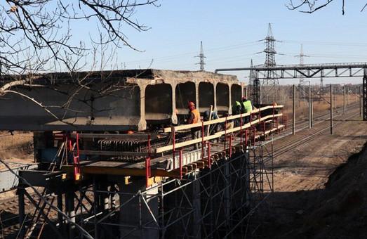 Ремонтировать мост на окружной будут под прицелом веб-камер