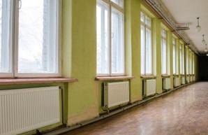 Одна из школ Купянска до сих пор остается без тепла
