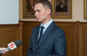 Новый вице-мэр Харькова вскоре презентует «Государство в смартфоне»