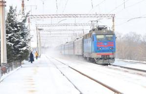 Назначены первые «новогодние» поезда из Харькова