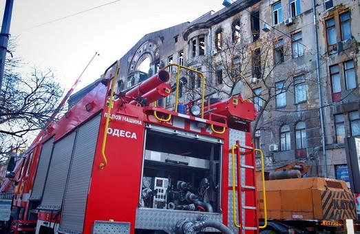 Трагедия в Одессе: Пожар в доме Асвадурова (Хронология, ВИДЕО)