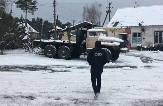 На Харьковщине продолжают орудовать «черные лесорубы»: Директор лесхоза «напилил» на пять с половиной миллионов