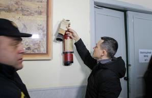 Кучер дал старт проверкам пожарной безопасности на Харьковщине
