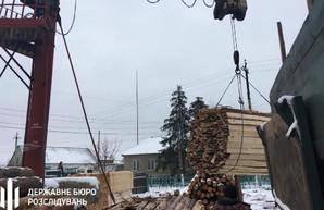 Очередной лесхоз на Харьковщине заподозрили в незаконной вырубке