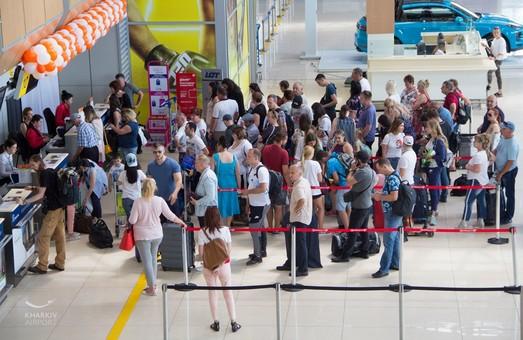 Пассажиропоток аэропорта Ярославского превысил отметку 1,2 млн
