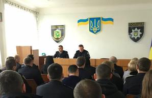 В Первомайском отделе полиции - новый начальник
