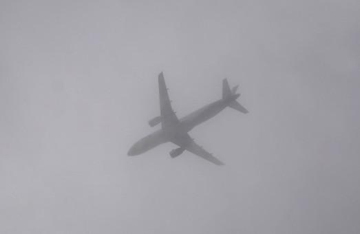 Из-за тумана в Харькове второй день задерживают рейсы