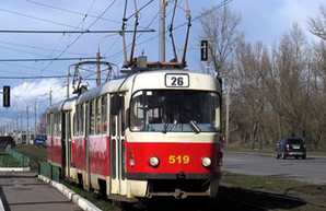 Четыре харьковских трамвая изменят маршрут