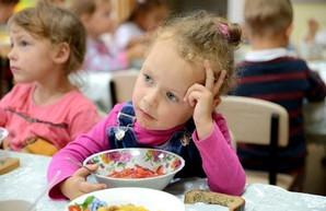 Питание в харьковских детсадах и школах подорожает