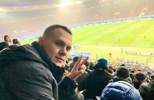 Алексей Кучер пришел на футбол, как «нормальный человек, а не как губернатор» - соцсети