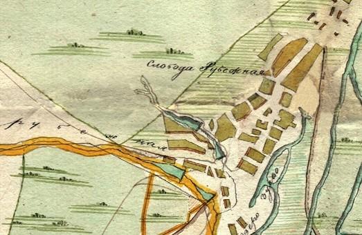 Кто и когда основал село Рубежное