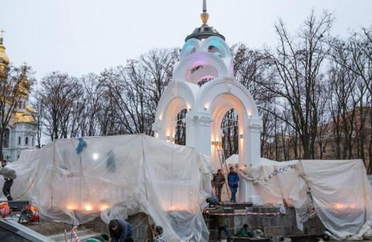 Символ Харькова засияет по-новому (ФОТО)