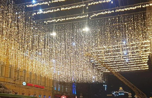«Вы не правильно считаете». Мэр Харькова высказался о 75 миллионах на новогодние украшения