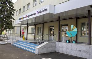 В двух отделениях областной детской больницы №1 сделали капитальный ремонт (ФОТО, ВИДЕО)
