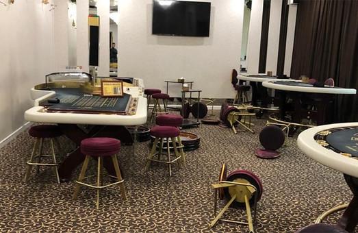В «крышевании» двух харьковских казино подозревают правоохранителей (ФОТО, ВИДЕО)