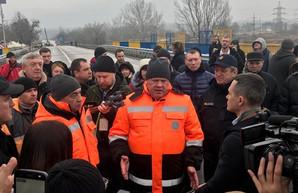 Главного дорожника Харьковщины уволили перед открытием моста