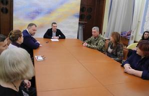 Волонтеры Харьковщины озвучили Кучеру проблемные вопросы