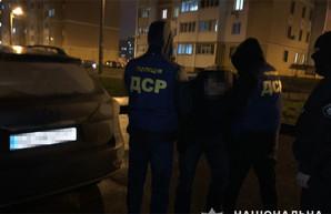 Харьковские силовики задержали угонщиков элитных авто