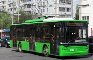В Харькове запускают новый троллейбусный маршрут