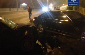 На Московском проспекте - ДТП с пострадавшими