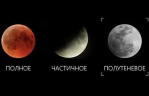Харьковчане увидят первое лунное затмение 2020 года