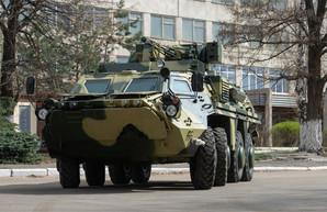 Харьковское военное бюро продолжит выпускать БТРы по контракту с Минобороны